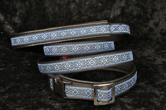 Halsband Leinen Kombi für einen Westi