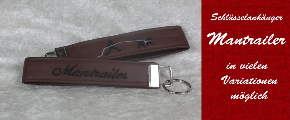 Schlüsselanhänger Mantrailer
